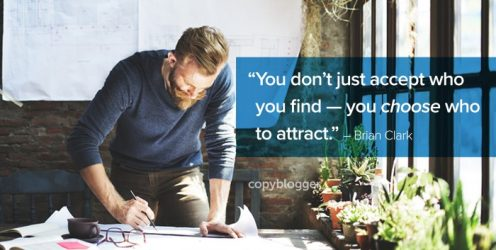 Attract your ideal customer
